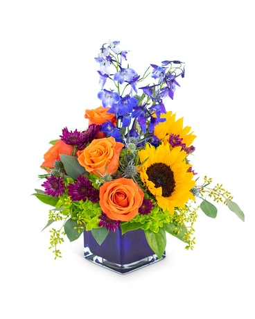 Season of Us Flower Arrangement