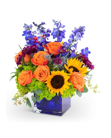 Season of You Flower Arrangement