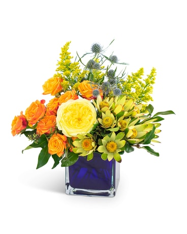Bloom Bright Flower Arrangement