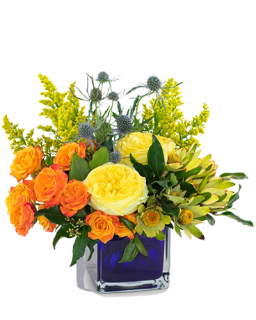 Bloom with Brilliance Flower Arrangement