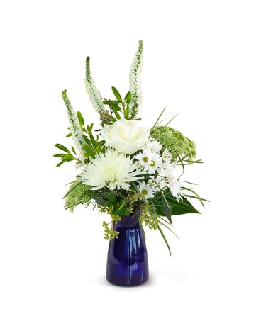 Simple Vibe Flower Arrangement