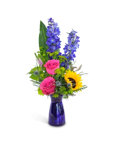 Special Mom Flower Arrangement