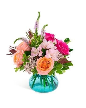 Yours to Keep Flower Arrangement
