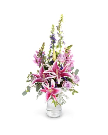 Merry Melody Flower Arrangement