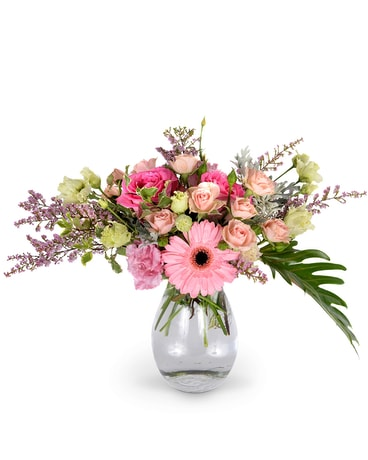 Peek-A-Bloom Flower Arrangement