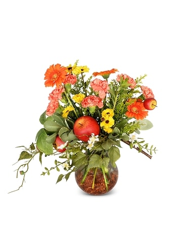 Orchard Blooms Flower Arrangement