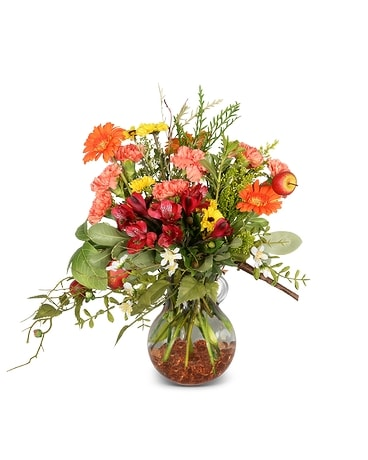 Orchard in Bloom Flower Arrangement