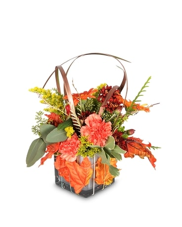You're Unbe-leaf-able! Flower Arrangement