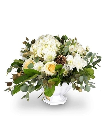 Golden Nights Flower Arrangement