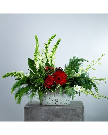 Winter Gardens Centerpiece