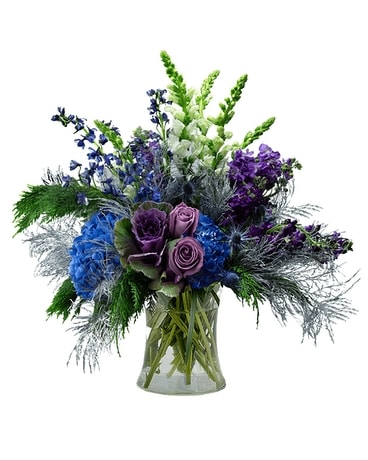 Starry Serenade Flower Arrangement
