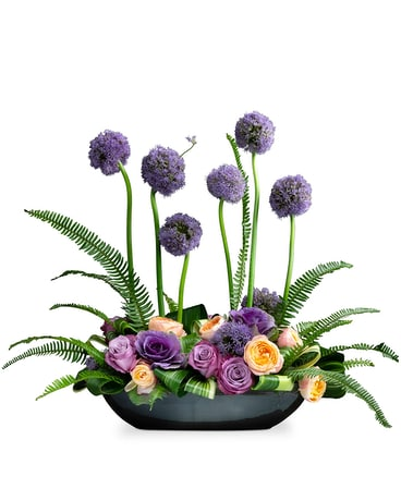Risen Flower Arrangement