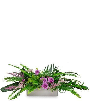 Joyous Centerpiece Flower Arrangement