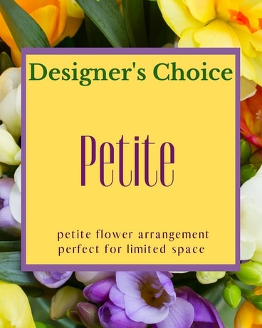 Designer's Choice - Petite Arrangement Flower Arrangement