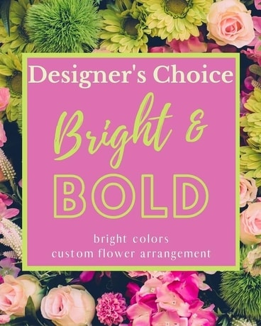 Designer's Choice - Bright & Bold