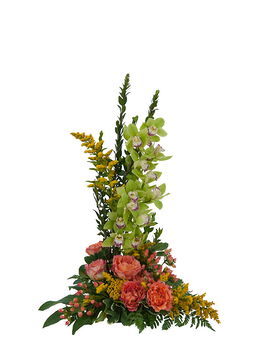Grand Day Flower Arrangement