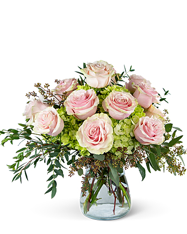 Dreamy Roses Flower Arrangement