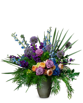 Summer Nights Flower Arrangement