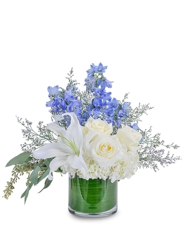 Calm and Cool Flower Arrangement