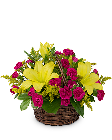 Sweet as Summer Flower Arrangement