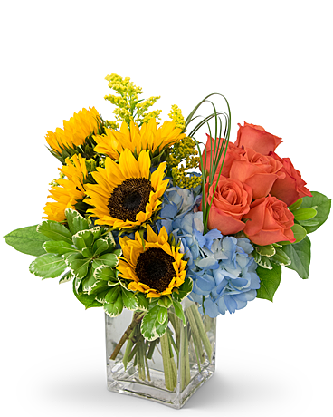Summer Fun Flower Arrangement