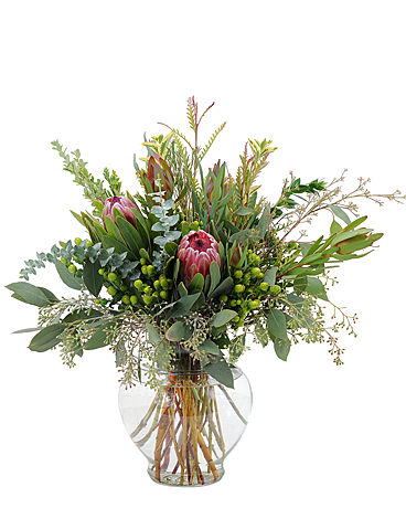 The Organics Flower Arrangement