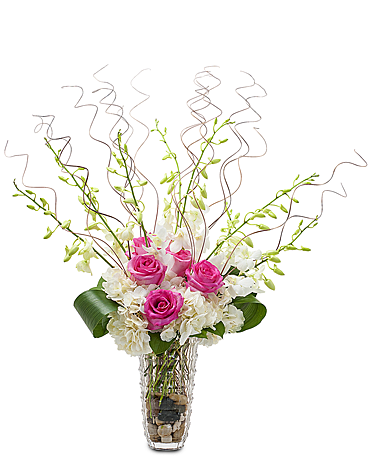 Grace and Beauty Flower Arrangement