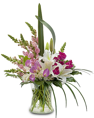 Lovely Gathering Flower Arrangement
