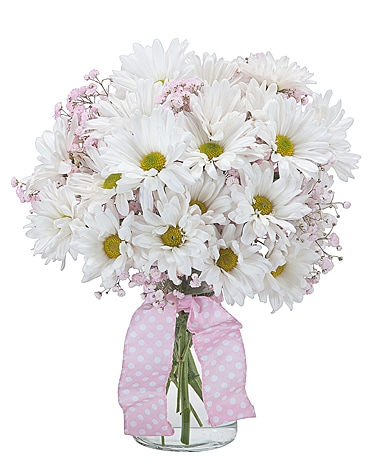Baby Pink - Flower Arrangement