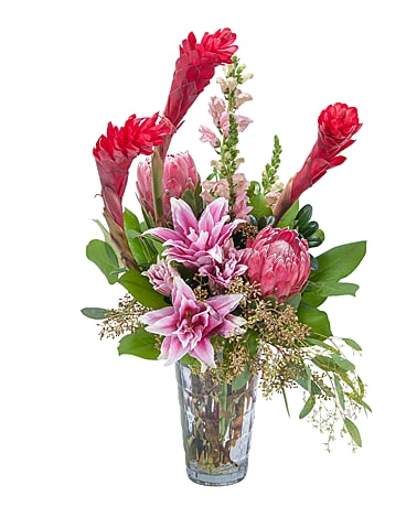 Exotic Beauty Flower Arrangement