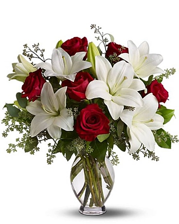 Teleflora's Baby Be Mine Flower Arrangement