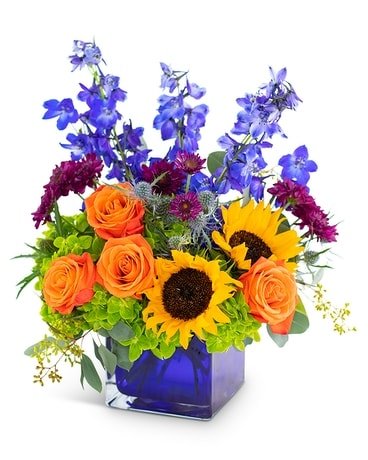 Season of Gratitude Flower Arrangement