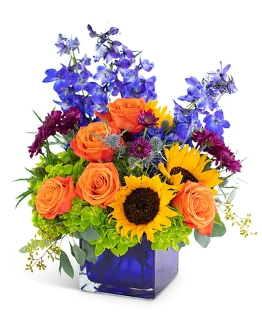 Season of Love Flower Arrangement