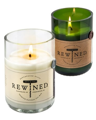 Rewined Candles Jar Candle