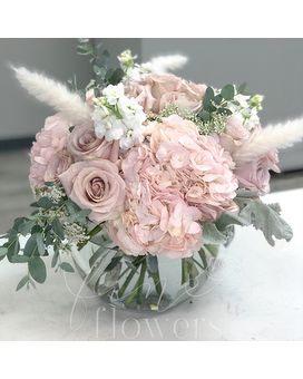 Pink Sands Flower Arrangement