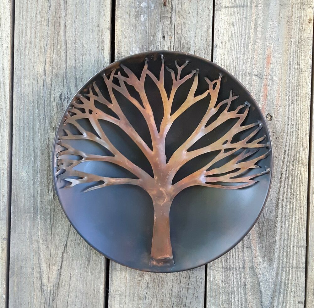 24 inch Tree Of Life Wall Plate