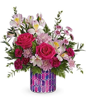 Artisanal Appreciation Bouquet by Alfa Flower Arrangement