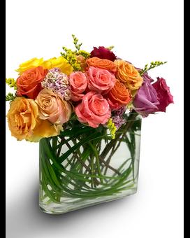 Birthday flowers delivery milwaukee wi alfa flower shop quick view sweet 16 new flower arrangement by alfa flower shop mightylinksfo