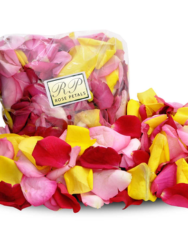 Rose Petals Flower Arrangement