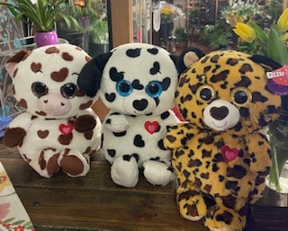 Spots Stuffed Animal