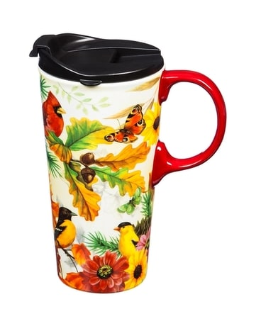 Travel Cup Give Thanks Cardinal Gifts