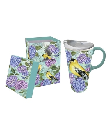 Travel Cup American Goldfinch Gifts