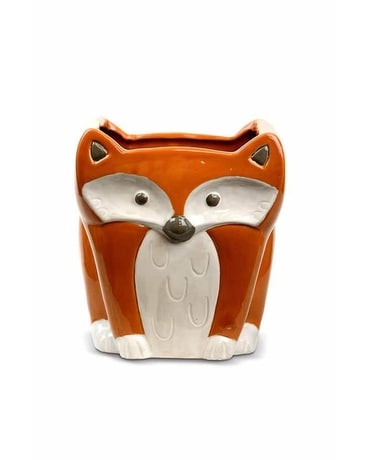 Whimsical Fox Pot Gifts