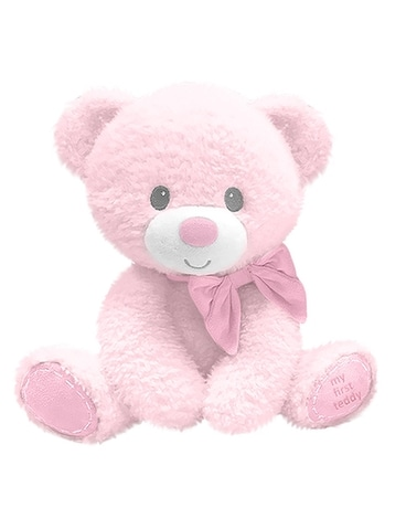 My First Teddy Pink Gifts
