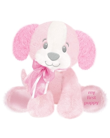 My First Puppy Pink Gifts