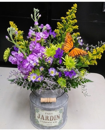 SUMMER MEADOW BOUQUET Flower Arrangement