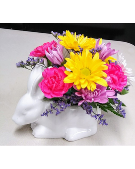 Somebunny to Love Flower Arrangement