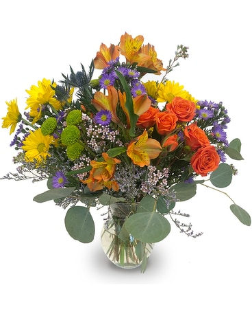 GardenWalk Wild Flower Arrangement