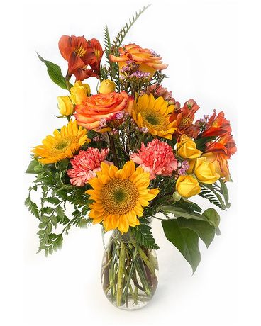 Santa Fe Summer Joy Flower Arrangement
