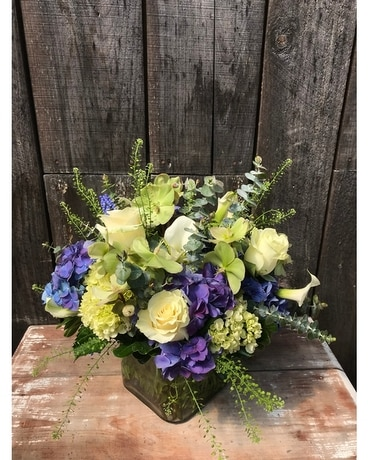 Oceanside Flower Arrangement